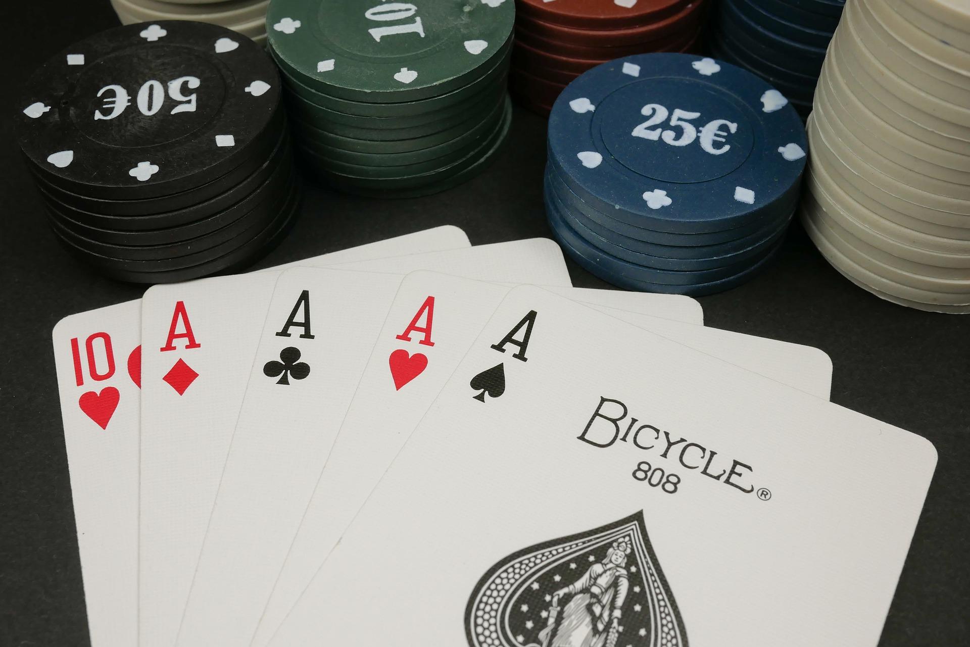 Kombinasi Kartu Terbaik Poker Online Rupiah Resmi Indonesia