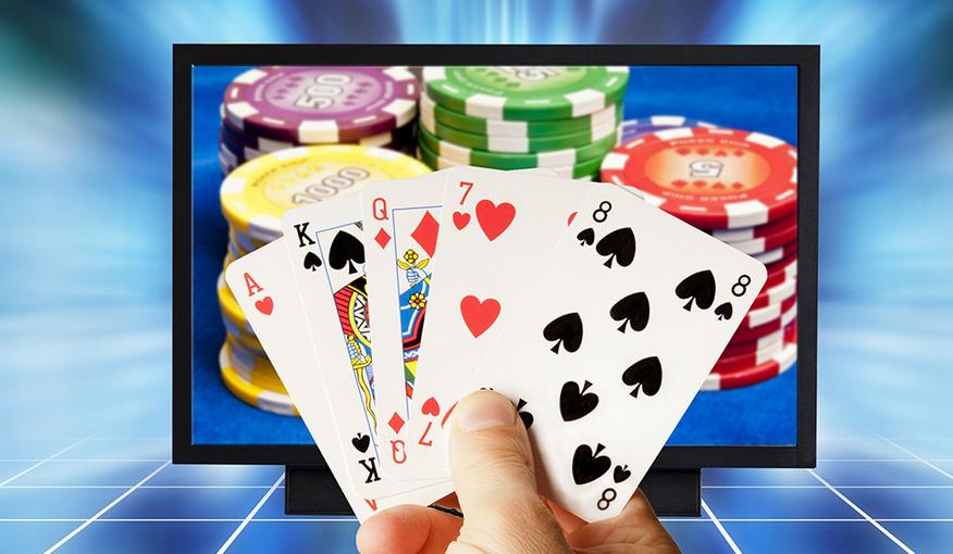 Bluff Gambling Online Poker tidak pergi ke pemula, ini adalah penjelasannya