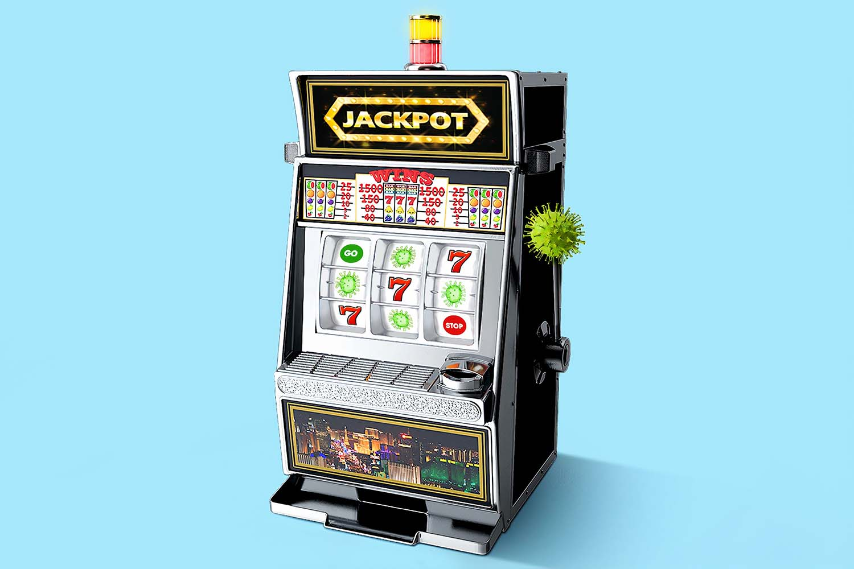 Pertimbangan bermain slot kasino online untuk petaruh baru